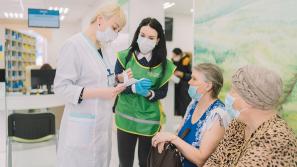 В Кировской области продолжается диспансеризация пожилых граждан
