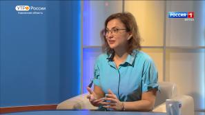 Интервью с руководителем ресурсного центра по развитию добровольчества Кировской области Натальей Новиковой (15.07.2021)