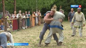 В Кирове проходят съемки фильма-сказки «Тайна озера»