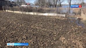 В МЧС сообщили о подтоплении в Санчурске