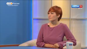 Интервью с консультантом по этикету Ниной Лаптевой (14.07.2021)