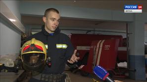 В Кировской спецчасти появился спасатель-блогер