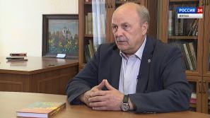 Интервью с председателем Союза писателей России Николаем Ивановым (23.07.2021)