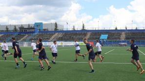 Хоккеисты кировской «Родины» приступили к предсезонной подготовке