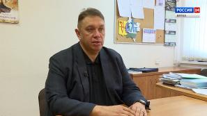 Интервью с уполномоченным по правам ребенка в Кировской области Владимиром Шабардиным (14.10.2021)