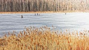 В Верхнекамском районе нашли тело пропавшего рыбака
