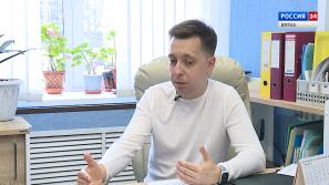 Интервью с председателем Ленинской районной организации «Всероссийского общества инвалидов» Иваном Глинчиковым