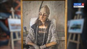 Искусство увидеть …История одной картины: «Портрет Т. Гутник» 1979 год