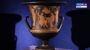 Искусство увидеть …История одной вещицы: «Кратер греческий», IV век до нашей эры