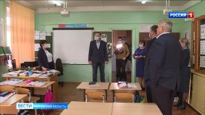 В селе Верховино Юрьянского района социально значимые объекты получили бесплатный доступ в интернет