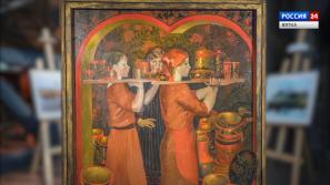 Искусство увидеть …История одной картины: «Семёновская сказка» 1981 год