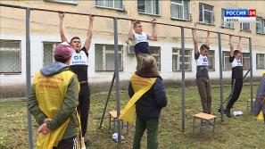 В Кирове состоялась Спартакиада допризывной молодёжи