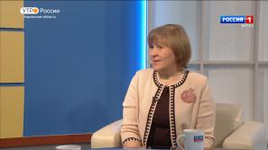 Интервью с семейным психологом Людмилой Тюнькиной (09.04.2021)