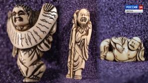 Искусство увидеть …История одной вещицы: нэцкэ, японская миниатюра, XVII – XIX века