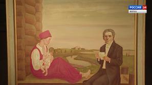 Искусство увидеть …История одной картины: «Художник Венецианов» 1981 год
