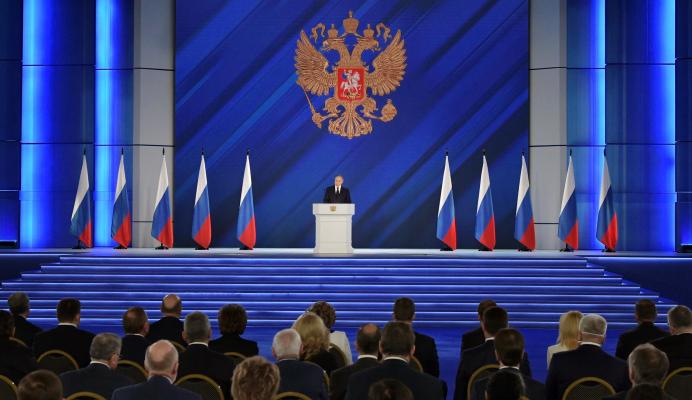 В послании к ФС Путин сделал важные заявления по социальной политике