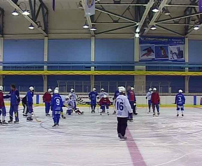Цель хоккейного клуба «Родины» - Чемпионат России