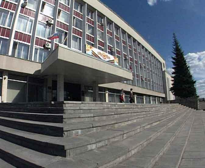 Пресс-конференция главы администрации города Кирова
