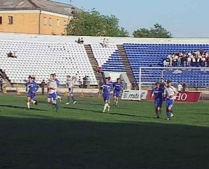 18 июля – футбольный матч «Динамо» - «Зенит»