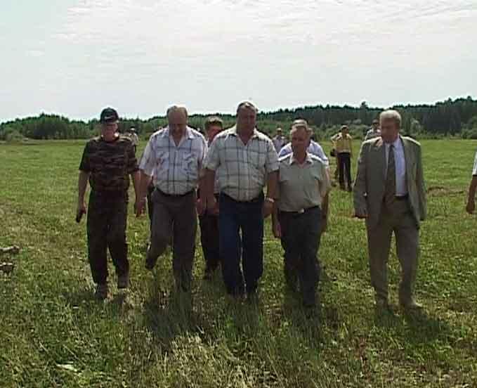 Рабочая поездка губернатора Кировской области