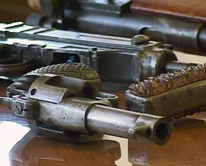 Граждане, сдавайте оружие!