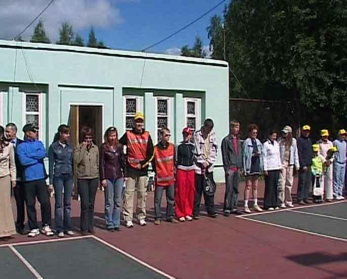 Областной клубный турнир по теннису