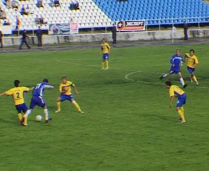 3 – 1 в пользу «Динамо»