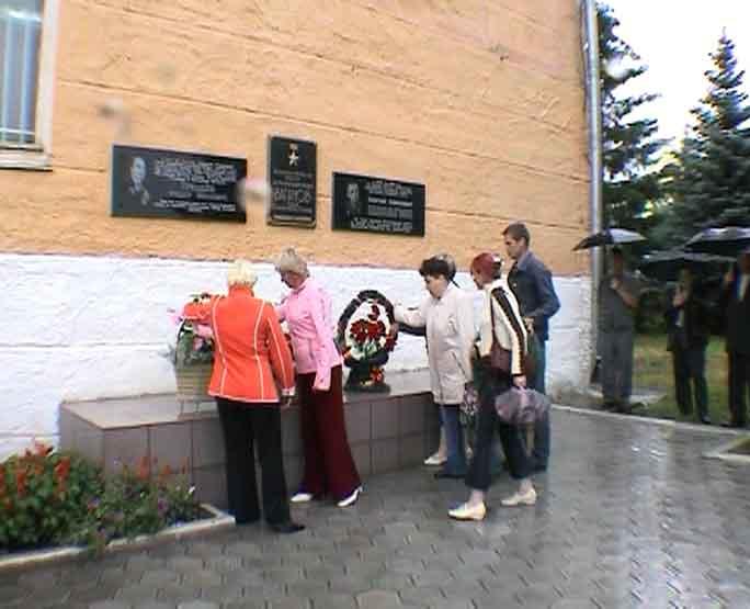 День памяти Федора Ивановича Трещева