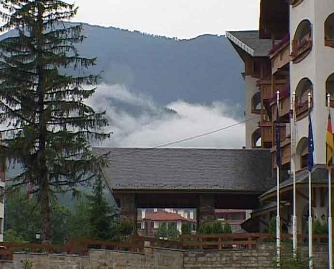 Девушка из Софии уже полгода живет в горах