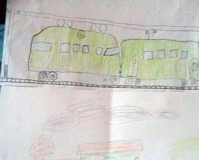 Конкурс рисунка «Железная дорога глазами детей»