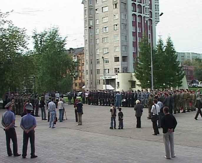 Сегодня - день спецназа России