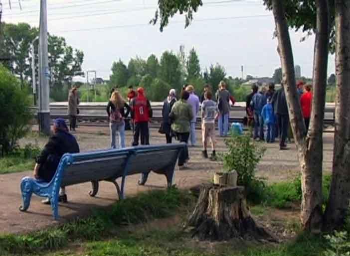 Новые платформы на вокзалах Кировской области