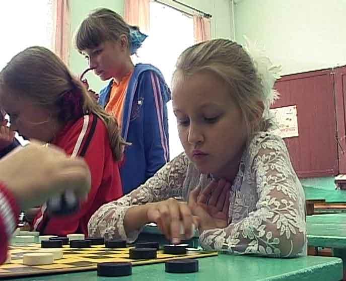 Игра в шашки, как способ развития личности