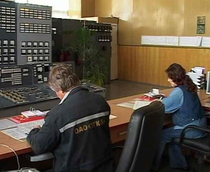 Обновление оборудования на ТЭЦ-5