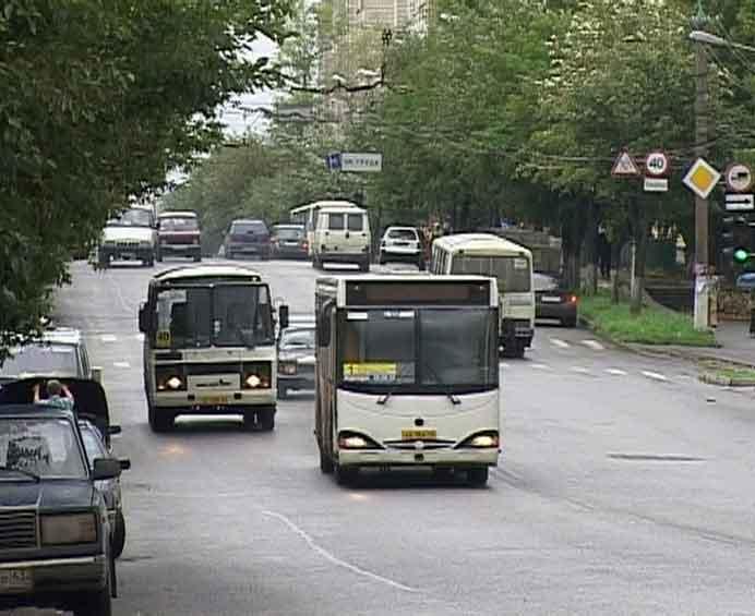 Новые тарифы на проезд в автобусах