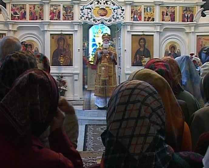 Сегодня - особый день для Предтеченской церкви