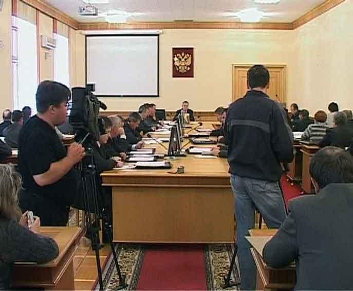 Дискуссия на заседании правительства Кировской области