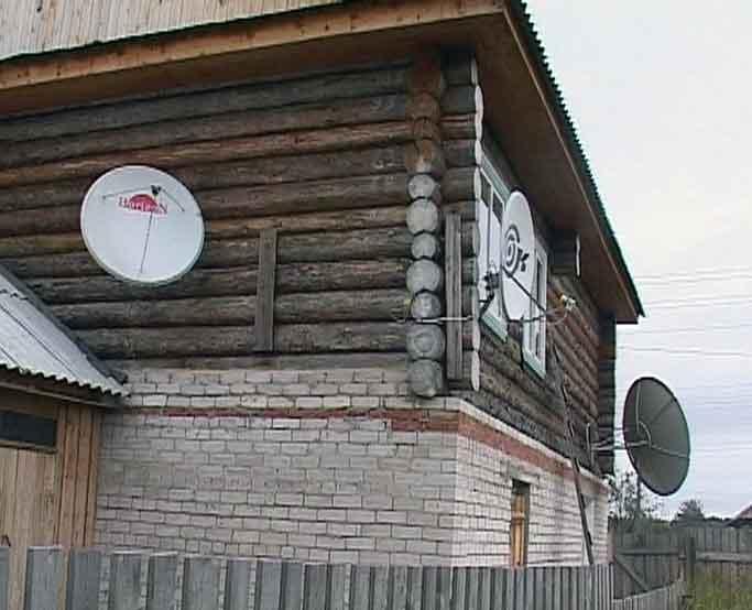 Увлечение телевидением в Черной Холунице