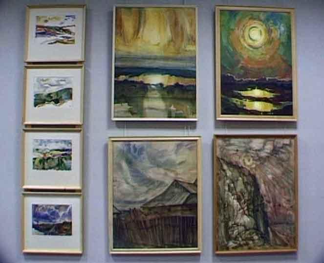 Выставка Лидии Старковой