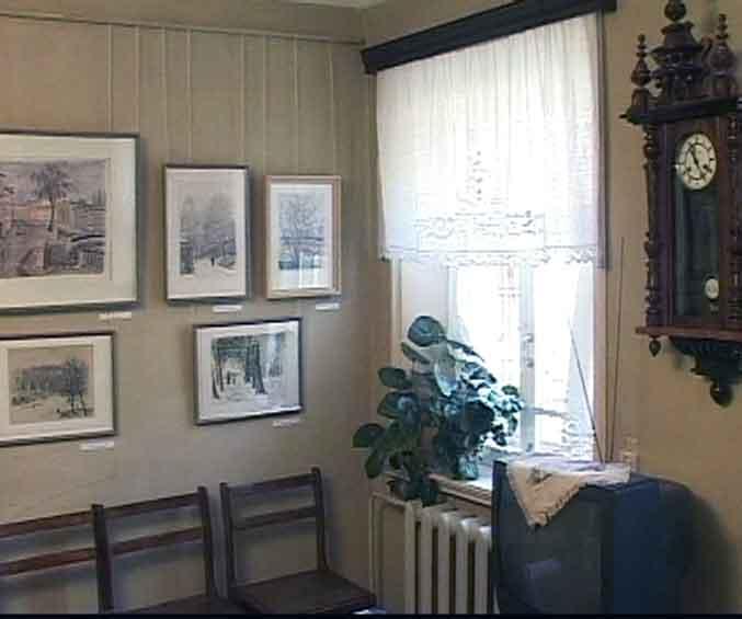 Выставка в доме-музее Хохрякова