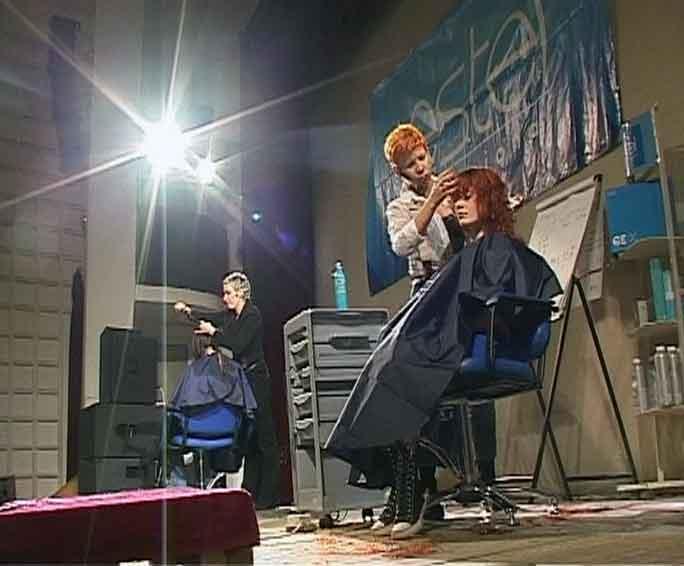 Мастер-класс для парикмахеров