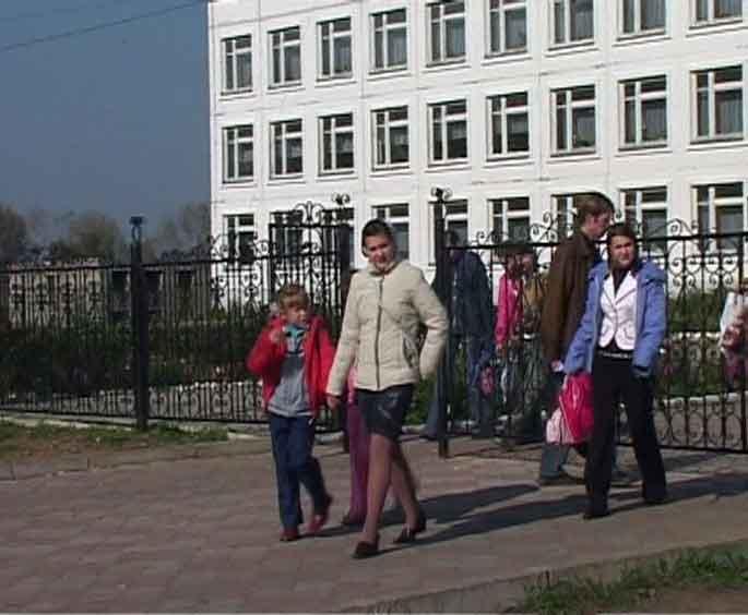 Эксперимент по борьбе с детской преступностью в Юрьянском районе