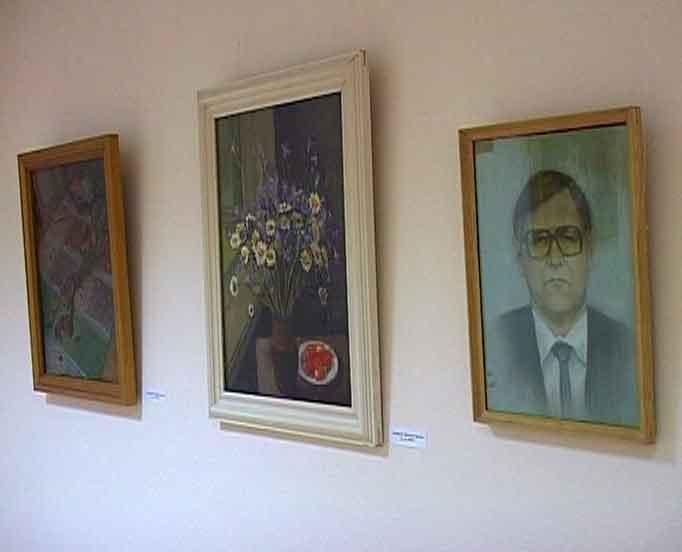 Выставка картин из частных собраний местных коллекционеров