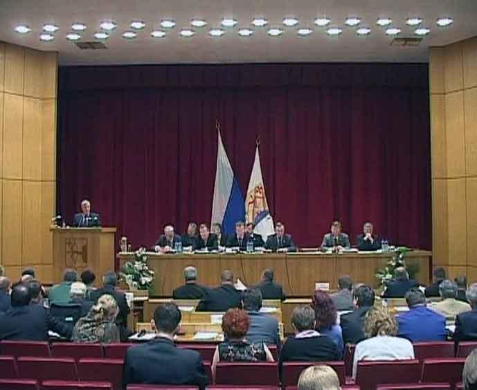 Изменения в областной закон о выборах внесены