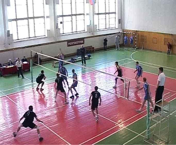 Новый сезон в Чемпионате России по волейболу