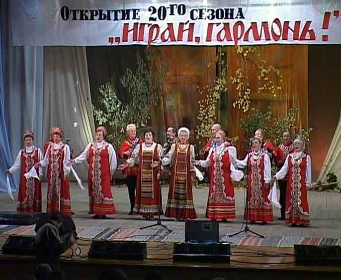 Праздничный концерт в ОДНТ