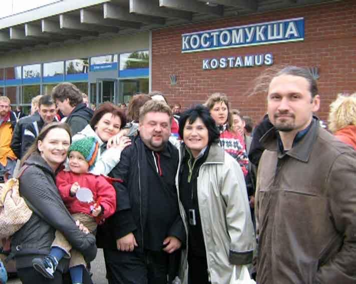 Песню кировского композитора Игоря Русских признали лучшей на фестивале в Карелии