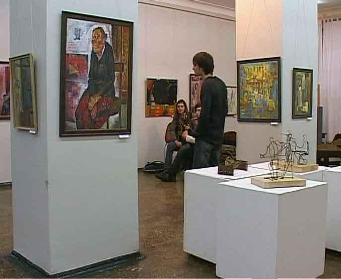 Выставка-экспромт