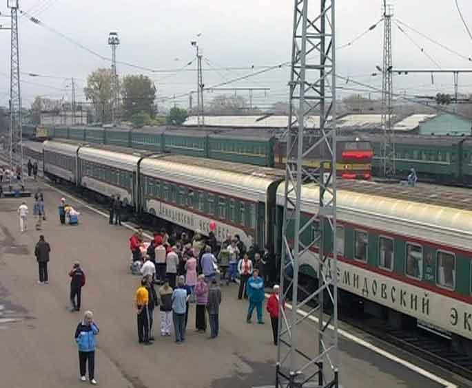 На рынке услуг появятся частные поезда
