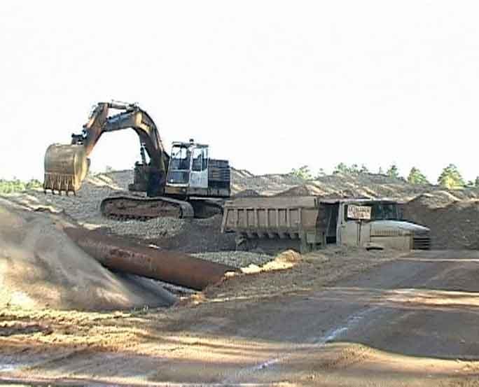 Полезные ископаемые Лебяжского района